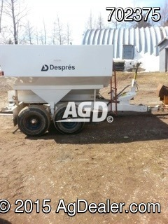 despres 600 Spreader - Fertilizer